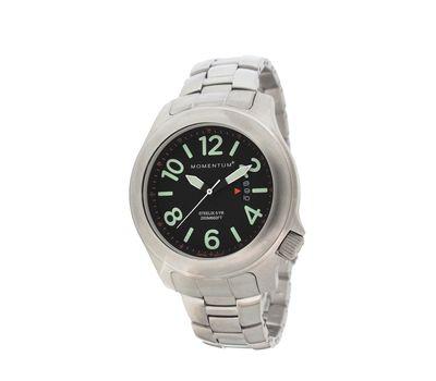 Часы для спорта Momentum Steelix сапфировое стекло, сталь