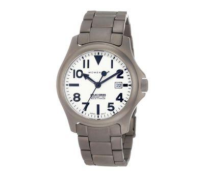 Часы Momentum Atlas Ti Lum сапфировое стекло, титан