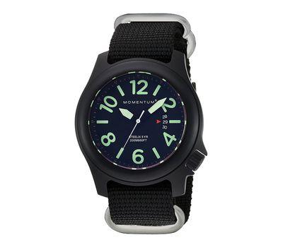 Часы Momentum Steelix Black ION нато
