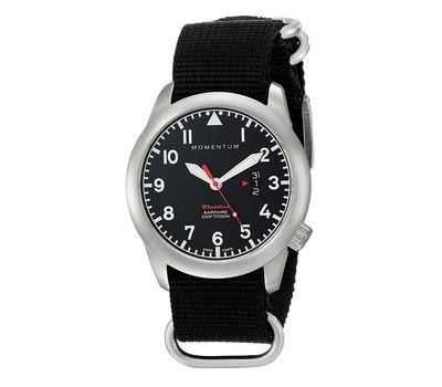 Часы Momentum Flatline Field  сапфировое стекло, нато