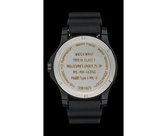 Военные часы Traser P 6600 Type 6 MIL G Sapphire каучук