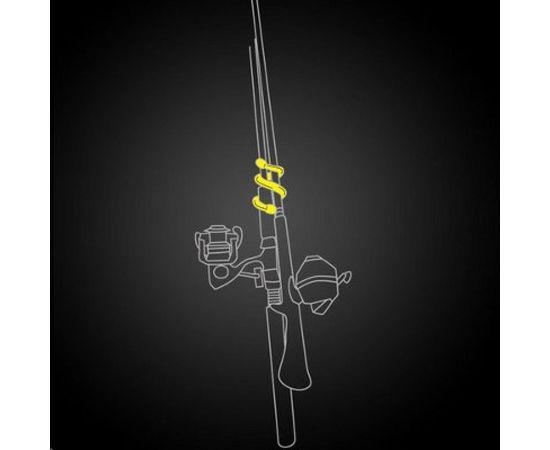 Гибкие стяжки Nite Ize Gear Tie 12 Black GT12 2PK 01