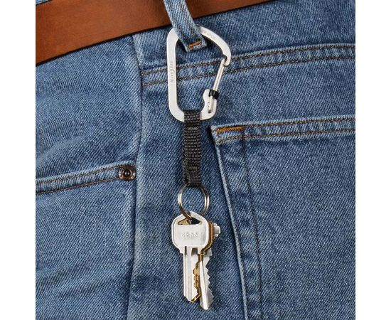 Карабин Nite Ize SlideLock Key Ring #3 Aluminum Blue CSLAW3 03 R6