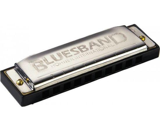 Губная гармошка диатоническая Hohner Blues Band C M55901X