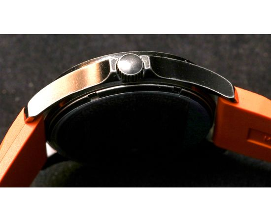 Часы Traser P67 Officer Pro GunMetal Black/Orange, сталь