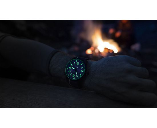 Часы Traser P68 Pathfinder Automatic Blue, нато