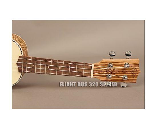 Укулеле Flight Dus 320 SP/ZEB, сопрано
