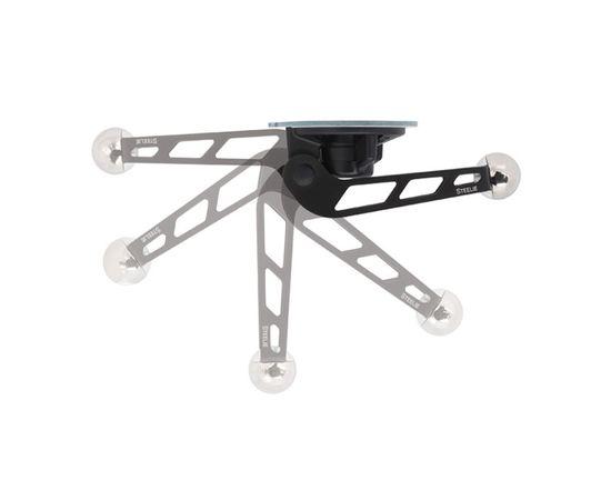 Автомобильный магнитный держатель для телефона NiteIze Steelie Windshield Kit  на лобовое стекло STWSK 01 R8