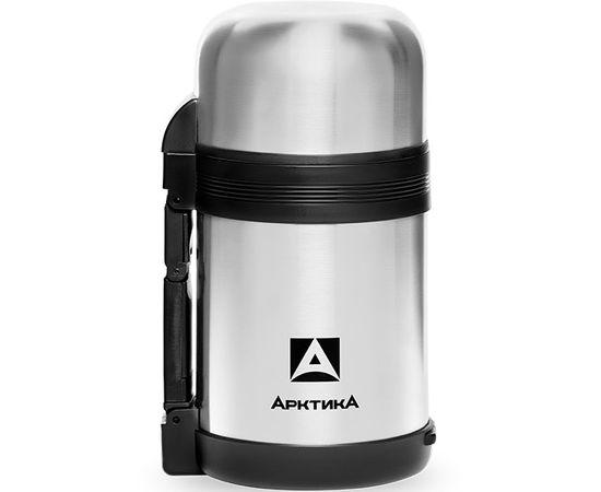 Термос Арктика 0.8 литра универсальный, с широким горлом 201 800