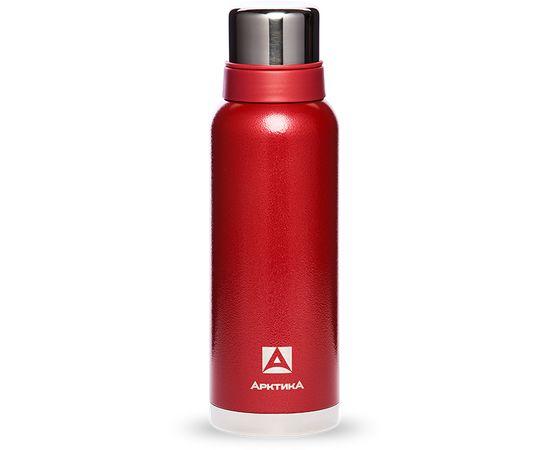 Термос Арктика 1.2 литра, американский дизайн, с узким горлом, красный 106-1200-R