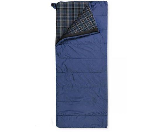 Спальный мешок Trimm Comfort TRAMP, синий, 195 R, 44199