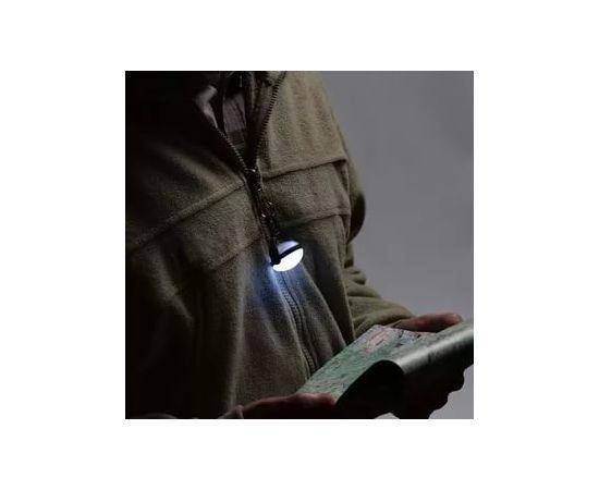 Светодиодный мини фонарик карабин Nite Ize MoonLit Micro Lantern White MLTML 02 R6