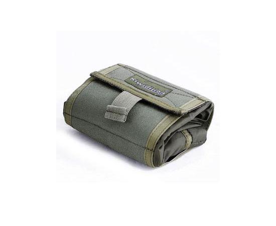 Складной рюкзак-подсумок Kiwidition Peke Sack, зелёный