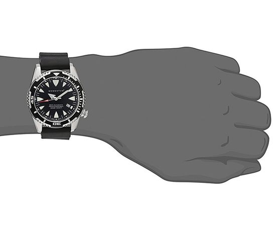Часы Momentum M30 DSS Automatic с каучуковым ремешком