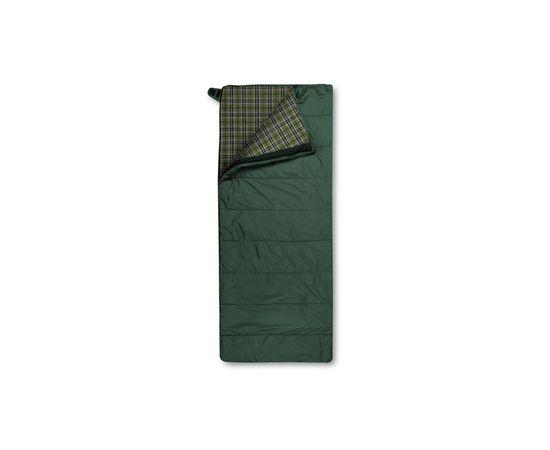 Спальный мешок Trimm Comfort TRAMP, зеленый, 195 R, 44197