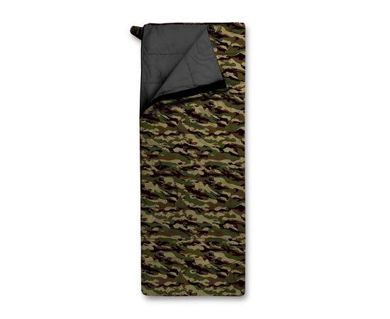 Спальный мешок Trimm Comfort TRAVEL, камуфляж, 195 R, 49306