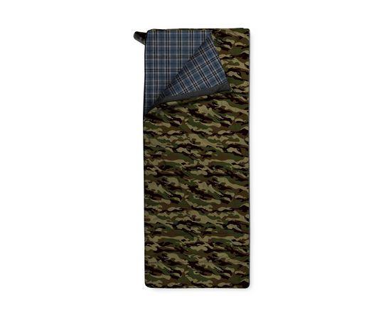 Спальный мешок Trimm Comfort TRAMP, камуфляж, 195 R, 49456
