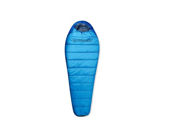 Спальный мешок Trimm Trekking WALKER, синий, 195 L, 50187