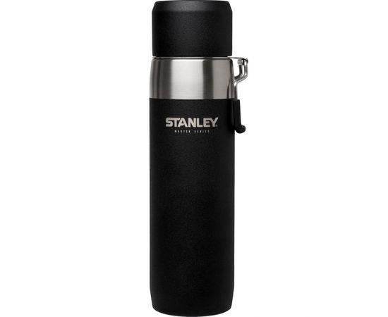 Термос Stanley Master Vacuum Bottle 0.65 литра, черный