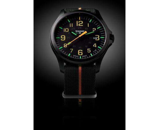 Часы Traser P67 Officer Pro GunMetal Black Orange