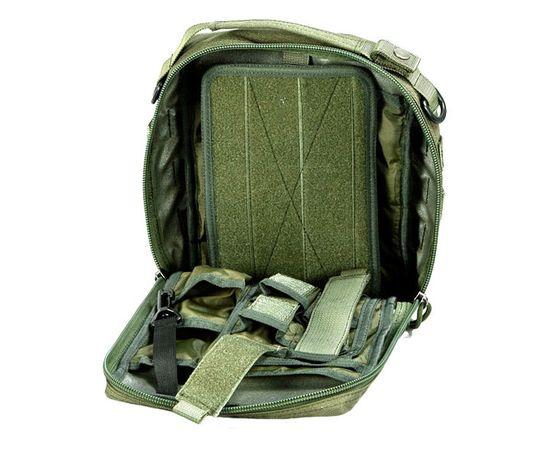 Наплечная сумка Kiwidition Wapi, зелёная