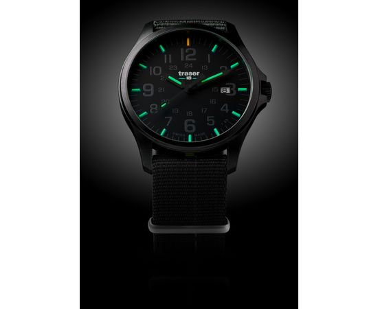 Часы Traser P67 Officer Pro GunMetal Black