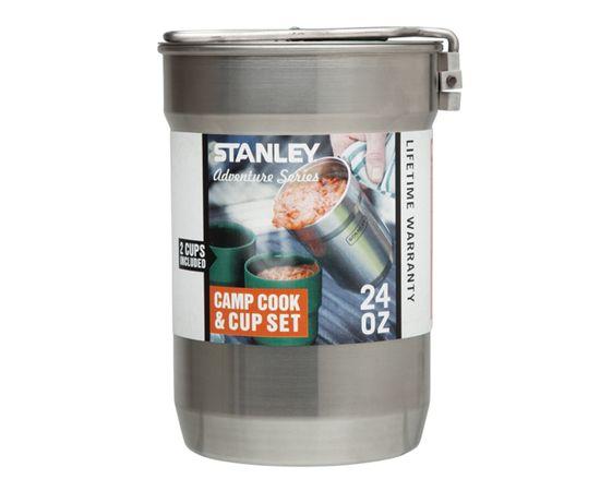 Туристический набор Stanley Camp Cook Set котелок и термочашки