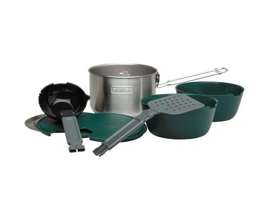 Туристический набор Stanley Prep + Cook Set набор походной посуды