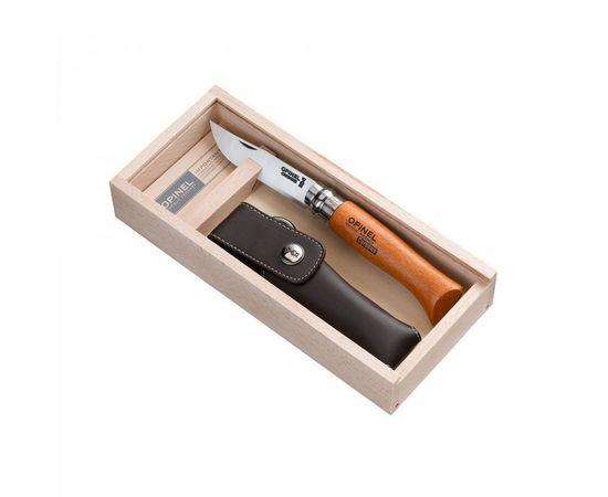 Складной нож Opinel №8,рукоять из дерева бука