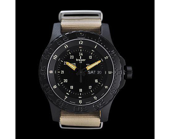 Часы Traser P 6600 Sand песок