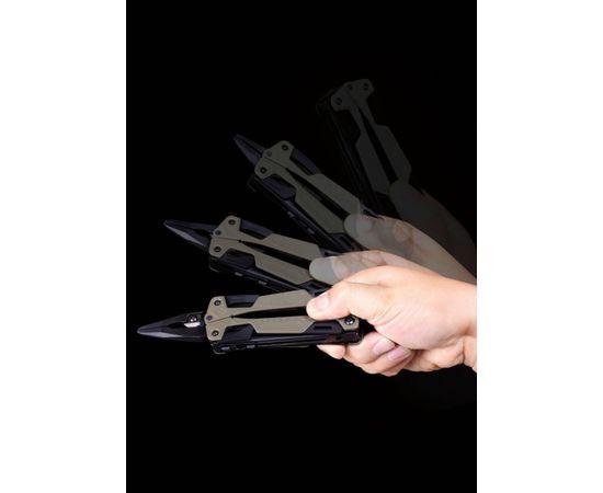Мультитул инструмент Leatherman OHT Black