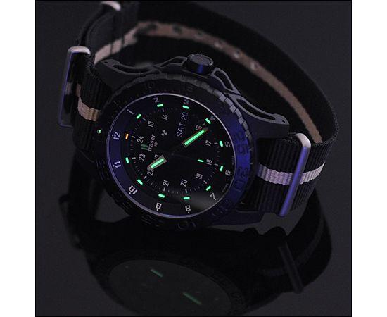 Часы Traser P 6600 Sand черный песок