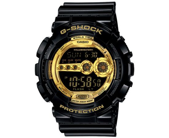 Часы Casio G-SHOCK GD-100GB-1E / GD-100GB-1ER