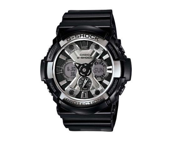 Часы Casio G-SHOCK GA-200BW-1A / GA-200BW-1AER