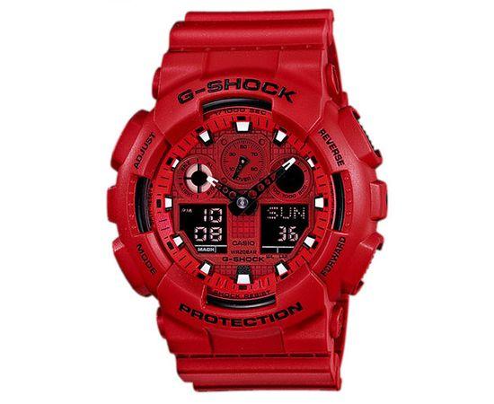 Часы Casio G-SHOCK GA-100C-4A / GA-100C-4AER