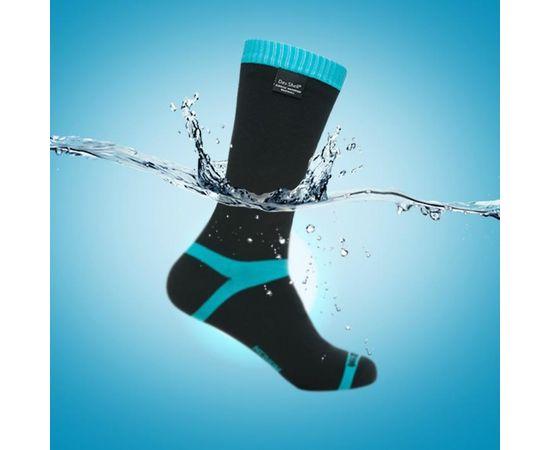 Водонепроницаемые носки Dexshell Coolvent - лёгкие осенние