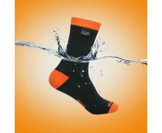 Водонепроницаемые носки Dexshell Hytherm Pro самые тёплые