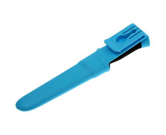 Нож Mora Morakniv Companion Blue, нержавеющая сталь