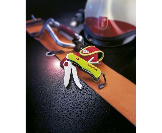 Швейцарский нож Victorinox RescueTool 0.8623.MWN, 15 функций