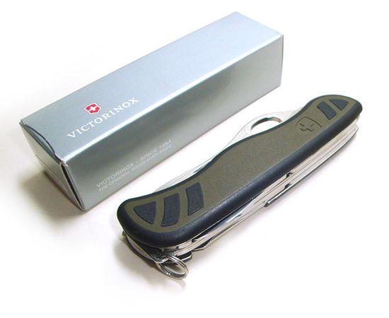 Швейцарский нож Victorinox Military 0.8461.MWCH, зеленый