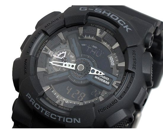 Часы Casio G-SHOCK GA-110-1B / GA-110-1BER