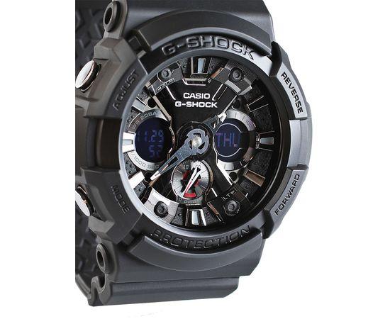 Часы Casio G-SHOCK GA-201-1A / GA-201-1AER