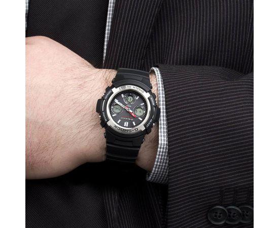 Часы Casio G-SHOCK AWG-M100-1A / AWG-M100-1AER
