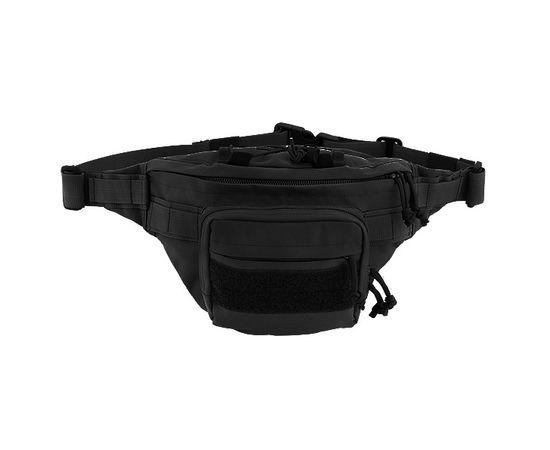 Поясная сумка Kiwidition Pokorua, чёрная