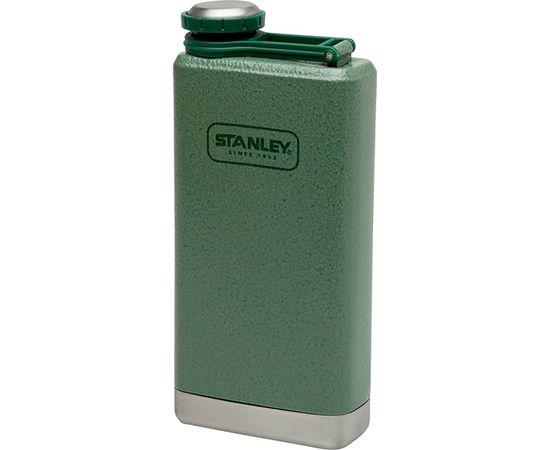 Фляжка Stanley Adventure Steel Flask 0.23L зелёная