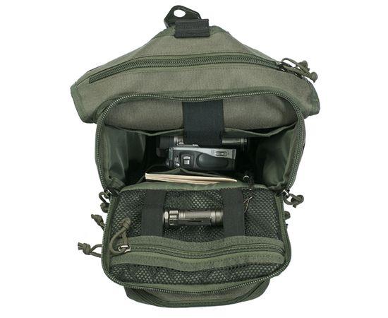 Наплечная сумка Kiwidition Moa, зелёная