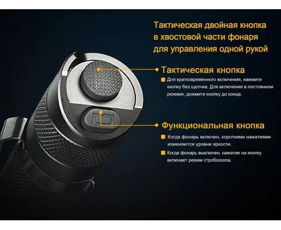 Тактический фонарь Fenix TK25 R&B XP G2 S3