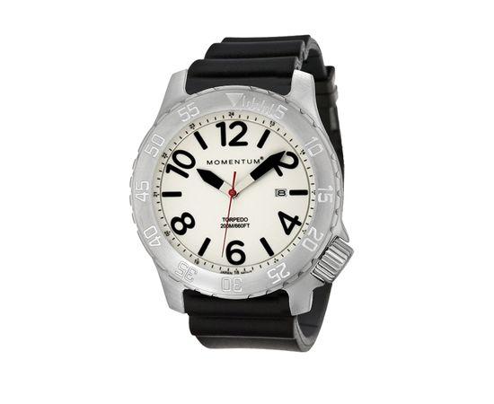 Часы Momentum Torpedo Luminous Mineral каучук