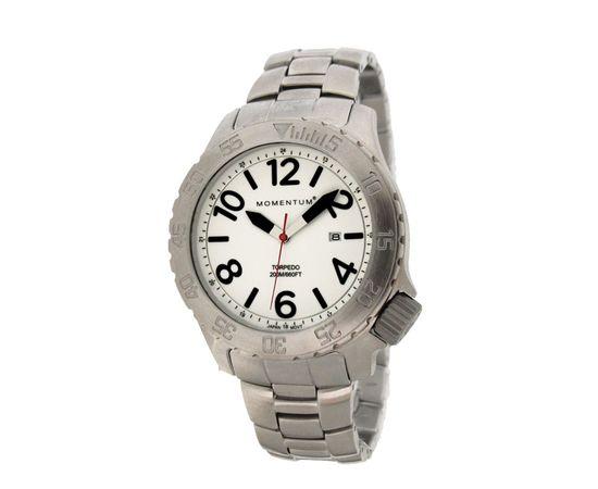 Часы Momentum Torpedo Luminous Mineral сталь