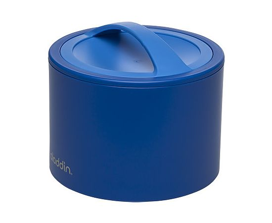 Термос для еды, ланчбокс Aladdin Bento Lunch Box 0.6 л, синий